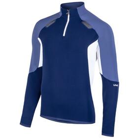 UYN Move Zip Up Jacket Man Deep Blue/Indigo/Off White